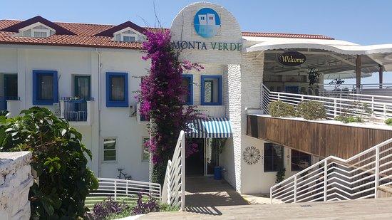 Monta Verde Hotel & Villas: Monta verde!