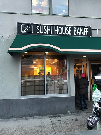 Sushi House Banff: photo0.jpg