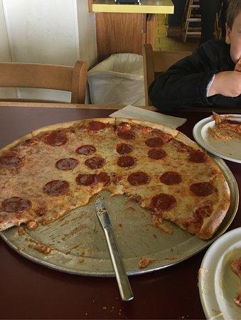 Garner, Carolina del Norte: Primavera Pizza