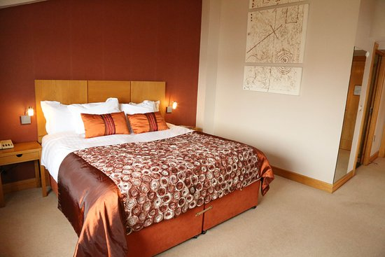 Athlone, Ιρλανδία: Navarra suite