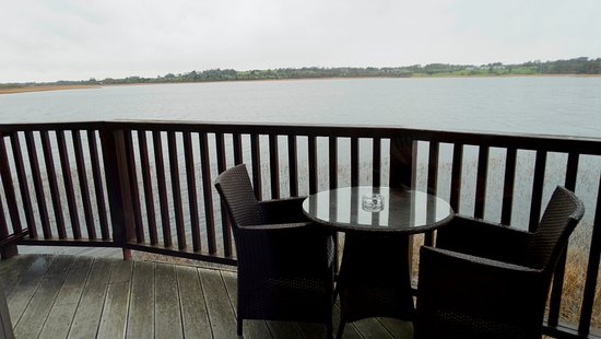 Athlone, Irland: From the Navarra Suite balcony