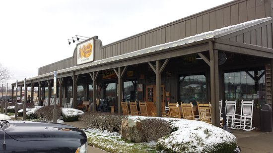 Cracker Barrel - Milford