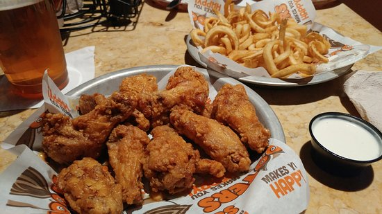 Lovely Hooters Nutrition Guide