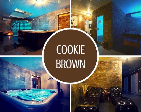 Cookie brown photo de sa na spa mouscron tripadvisor - Salon les charmettes mouscron ...