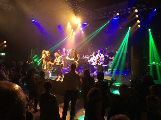 Toorak, Australia: Fabulous night @ Trak Lounge Bar for Normie Rose 60th Birthday Concert Nov 2016