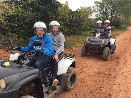 Quad Ventura: Another fantastic day out with Rory on the quads. This is the 2nd time now my husband and I have