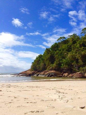 Pousada Tropical Twin: Praia de Itamambuca.