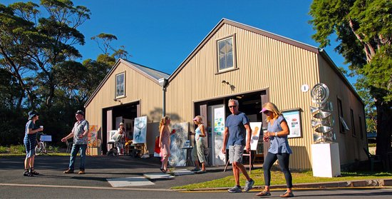 Mosman, Australien: Visit the Artist Precinct, join in an art class at one of the 3 art schools, catch up with frien
