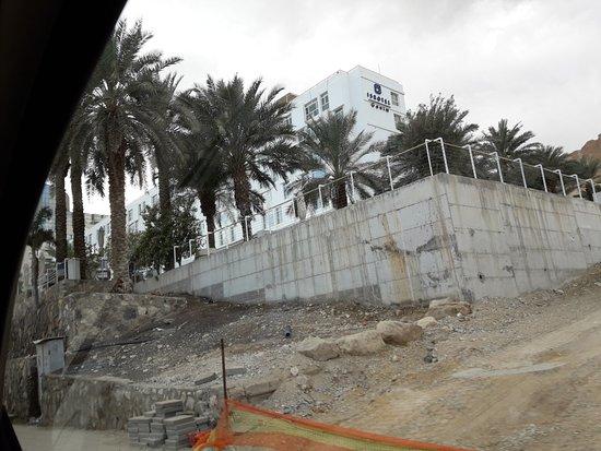 Isrotel Ganim: Other constructions around