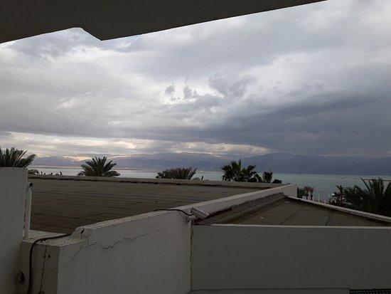 "Isrotel Ganim: ""Sea view"" from room at 3rd floor"