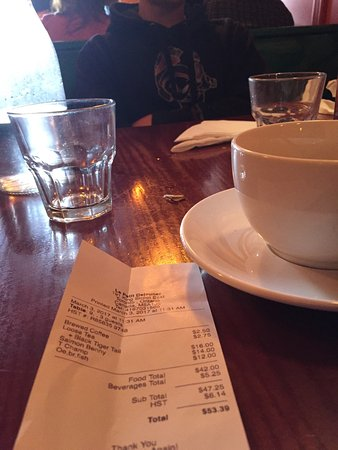 Photo of Cafe Le Petit Dejeuner at 191 King St E, Toronto M5A 1J5, Canada