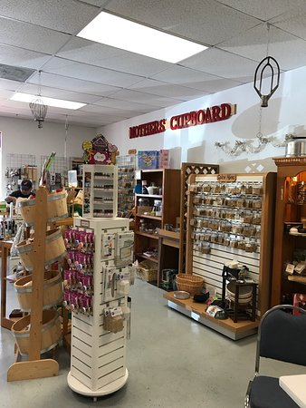 Mothers Cupboard Spice Shoppe