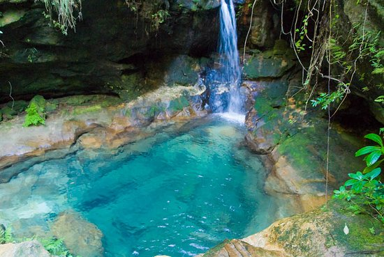 La Piscine Bleue - Picture of Isalo National Park, Isalo - TripAdvisor