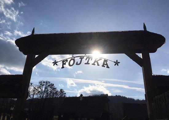 Vsetin, Tschechien: Odpolední jarní Fojtka