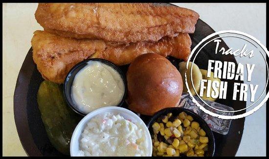 Cary, IL: Fish Fry