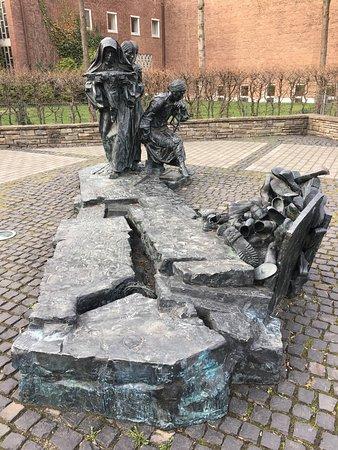 Edith Stein-Denkmal