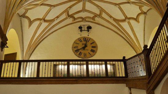 Hotel Monasterio de Piedra & Spa: Historisches Treppenhaus