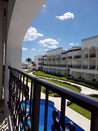 Ocean view room - Picture of Hilton Playa del Carmen, an All
