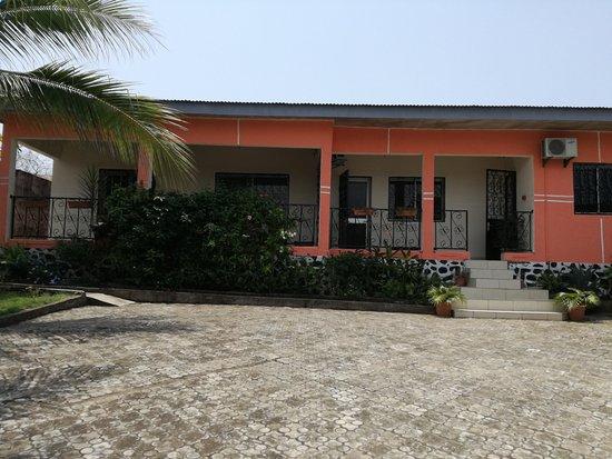 La Villa de Kribi