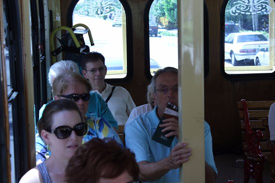 Trolley Tours Spadytrolley Delray Beach Ride Remember Tour