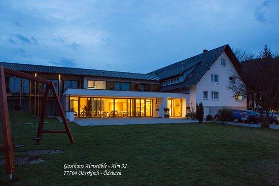 """Hotel """" die Alm """" in Oberkirch- Ödsbach"""
