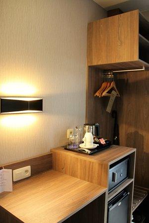 Hotel St. Pol.: Vernieuwde Standaard kamer