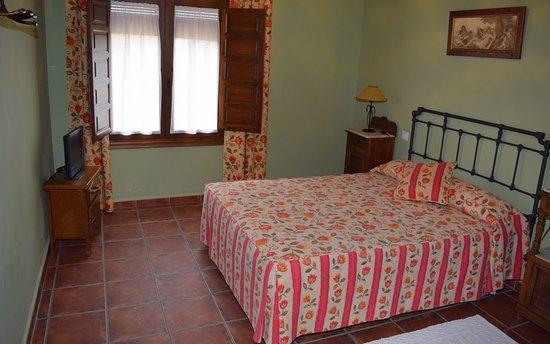 Aldeanueva de Barbarroya, Espagne : Habitación