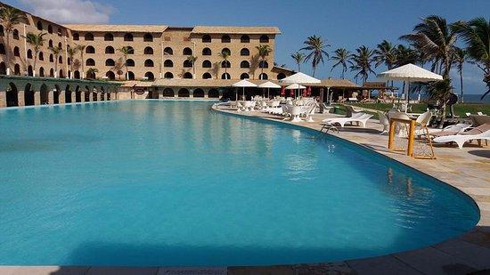 Coliseum Beach Resort, hôtels à Canoa Quebrada