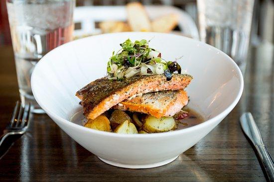 Sun Prairie, WI: Fresh Seared Fish