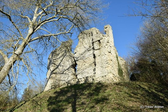 English Heritage Sutton Valence Castle