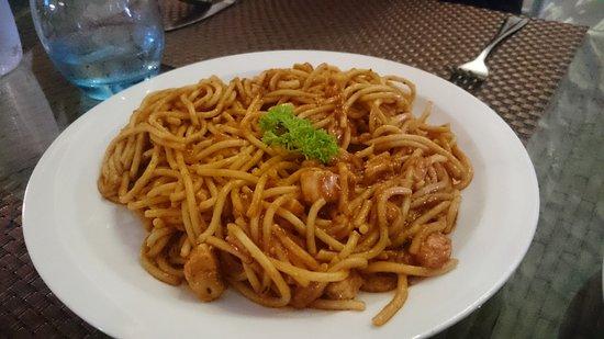Symphony Lagoon: Spaghetti