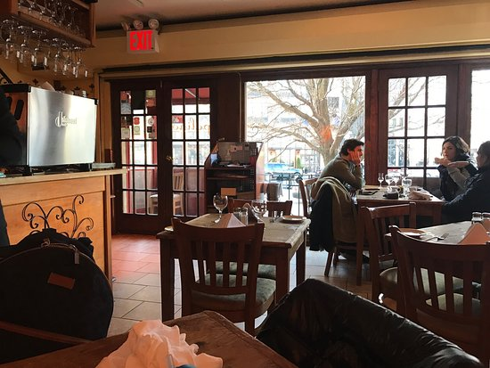Photo of Italian Restaurant Pepolino Ristorante at 281 W Broadway, New York, NY 10013, United States