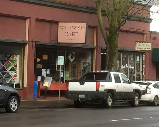Wild Wood Cafe - McMinnville, Oregon