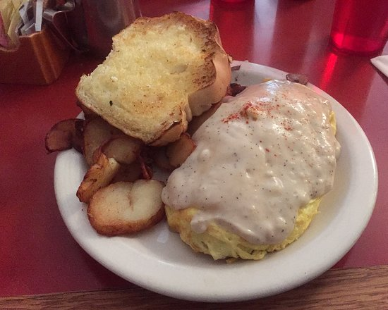 Wild Wood Cafe - McMinnville, Oregon - City Center Omelet