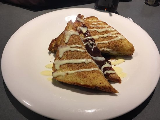 Hershey Lodge: Smores French Toast