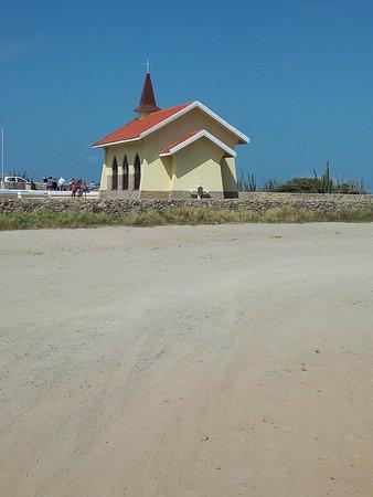 Pos Chiquito, Aruba: Alto Vista Chapel