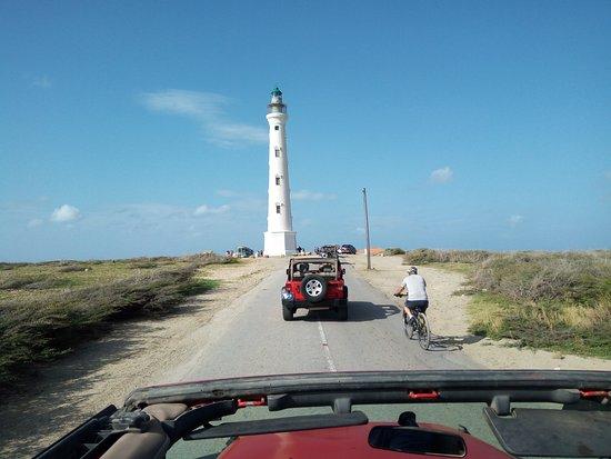 Pos Chiquito, Aruba: California Lighthouse