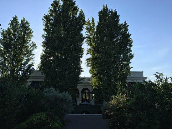 Cavas Wine Lodge: Out Back