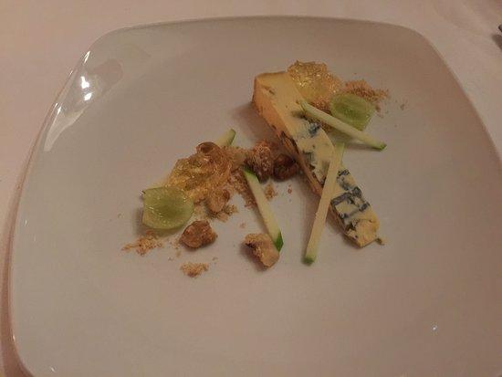 Ockenden Manor Restaurant: Brighton Blue Cheese