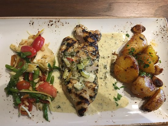 Palace Cafe: Delicious lunch