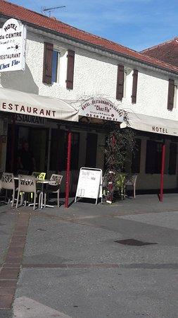 Parentis-en-Born, Francia: Le Restaurant
