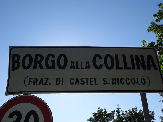 Castel San Niccolo