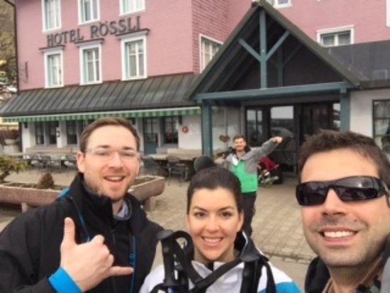 Hotel Restaurant Roessli Photo