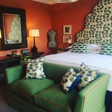The Soho Hotel : Room