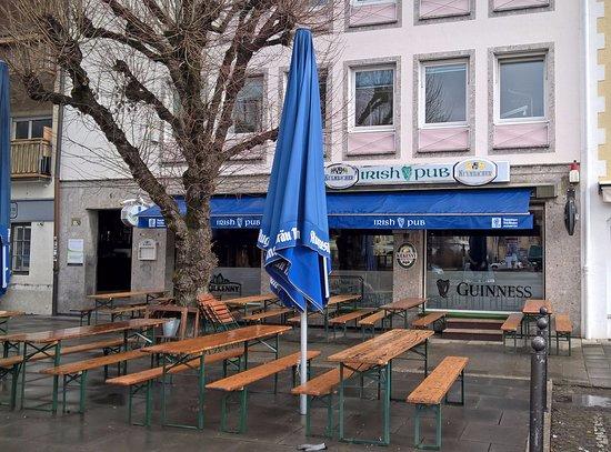 irish pub garmisch