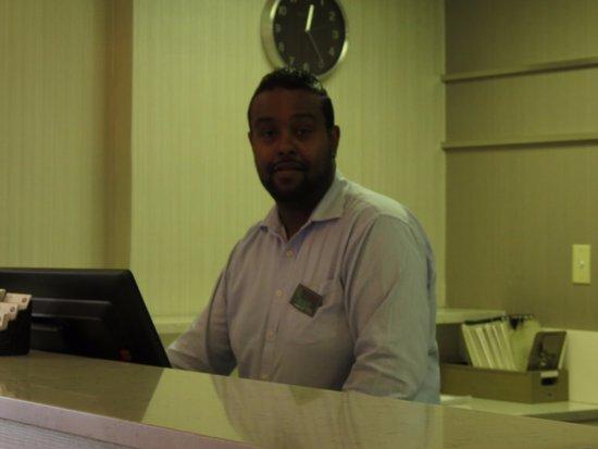 Hampton Inn & Suites Ft. Lauderdale Airport/South Cruise Port : staff
