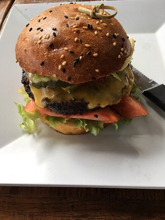 bushfire kitchen temecula great burger the american - Bushfire Kitchen