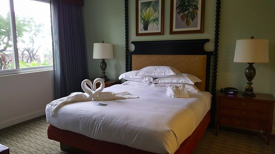 Kings' Land by Hilton Grand Vacations: Master Bedroom 2BR, 2 BA Plus