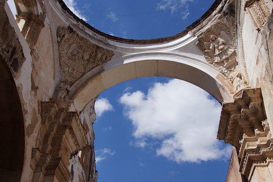 Cathedral de Santiago: ruines