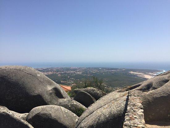 Colares, Portugal: Ausblick